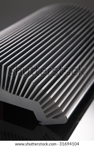 Heat Sink - stock photo