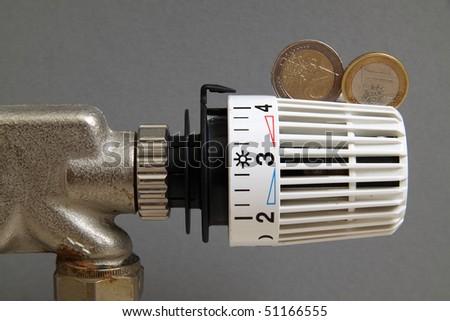 Heater - stock photo