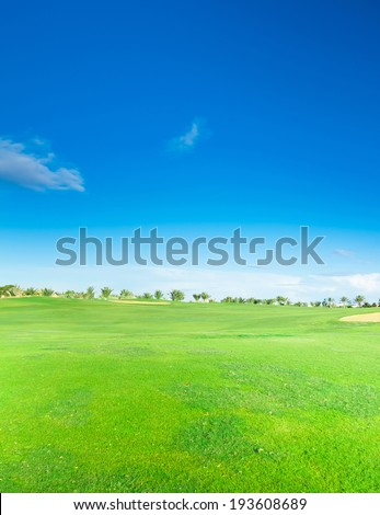 Heavenly Green Fields
