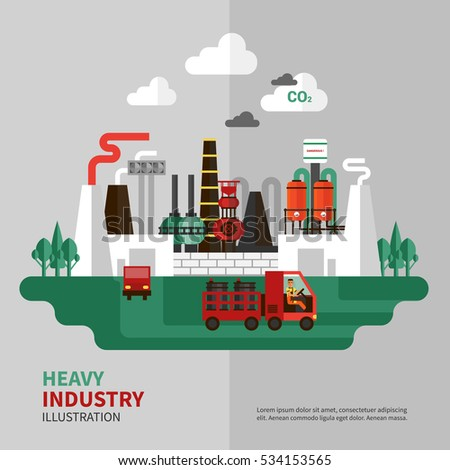 Petroleum Industry Horizontal Banners Set Oil Stock Vector ...
