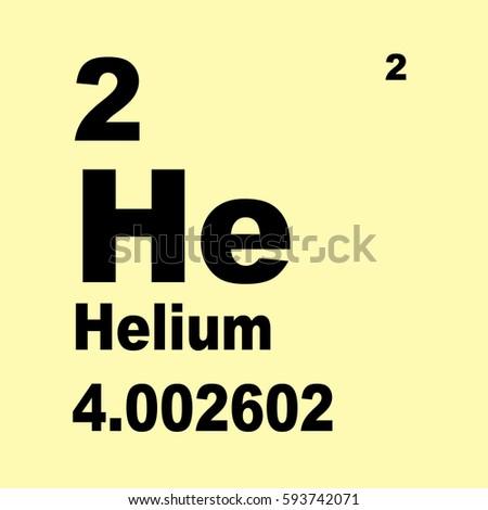 Helium periodic table elements stock illustration 593740121 helium periodic table of elements urtaz Images