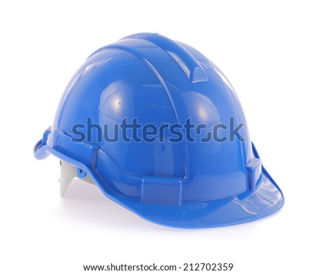Helmet isolated on a white background.