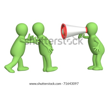 Help to the friend - stock photo