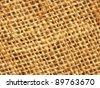Hemp cloth texture background - stock photo
