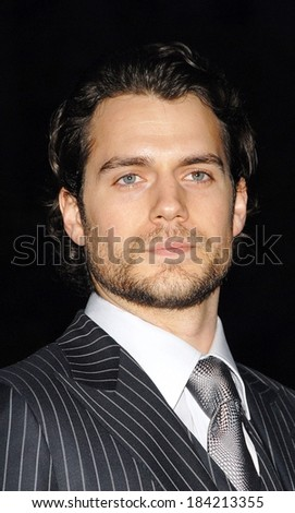 Henry Cavill at VANITY FAIR Tribeca Film Festival Opening Night Party, The State Supreme Courthouse, New York, NY April 21, 2009 Photo By Desiree Navarro/Everett Collection - stock photo