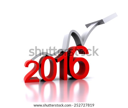 Here comes the new year ... 2016