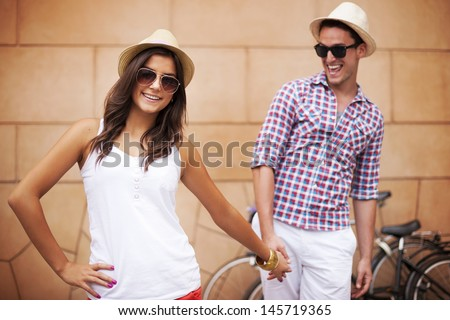 Hey girl! You are so sexy!  - stock photo