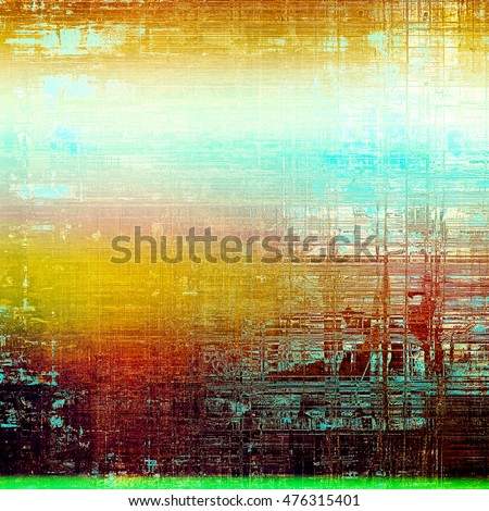 Hi res grunge texture or retro background. With different color patterns: blue; red (orange); yellow (beige); brown; white; pink