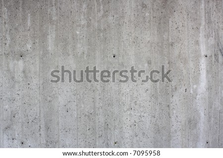 hi res photo of concrete wall - stock photo