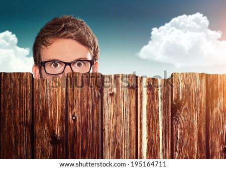Hide - stock photo