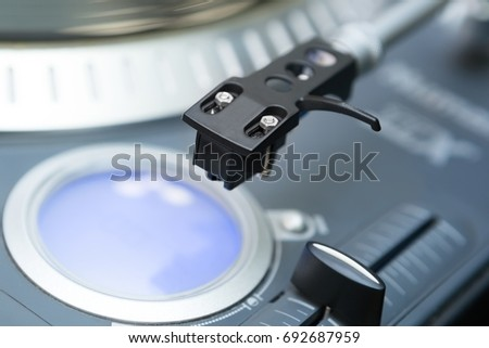 Turntable Needle Stock Images, Royalty-Free Images ...