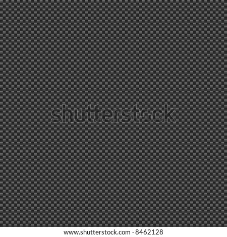High Definition Carbon Fiber Texture - stock photo