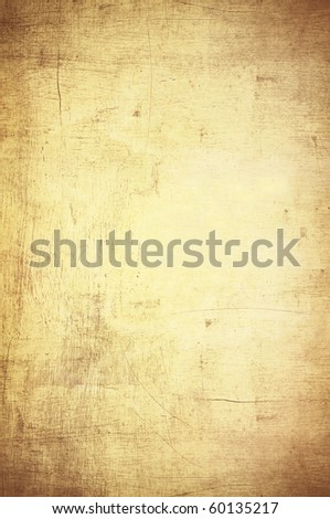 high detail on vintage paper background - stock photo