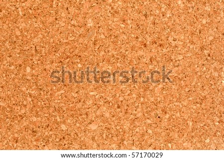 High detailed quality texture of the cork board.