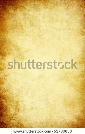 high grain vintage paper - stock photo