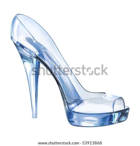High heel - stock photo
