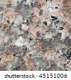 High magnification granite stone texture - stock photo