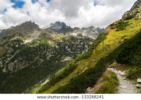 High Mountain - Tatra National Park