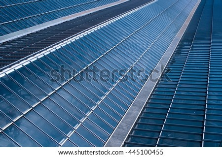 High Office Building - stock photo