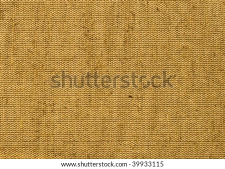 High quality burlap texture