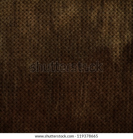 High Quality Dark Sacking Background Texture - stock photo