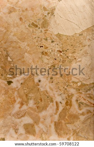 High Quality Red Pink Marble Stone Sample - stock photo