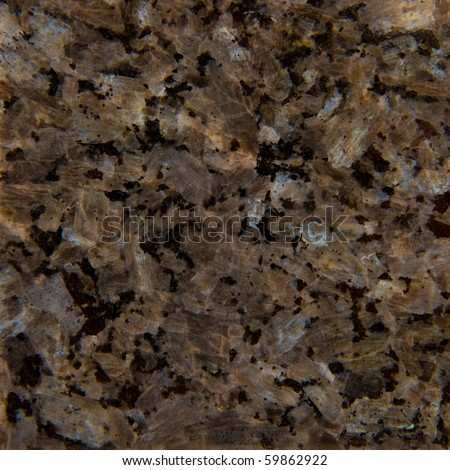 High Quality Samples of Granite Patterns - stock photo