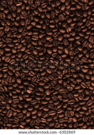 High quality texture of coffee