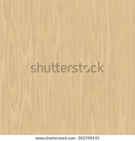 High quality wood texture generated. Seamless pattern. - stock photo