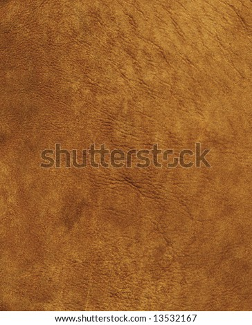 High-Res Leather Texture - stock photo
