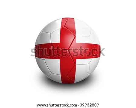 High resolution and highly detailed 3D rendering of a brazilian soccerball. With clipping path removes the soft shadow. This country qualified for the 2010 soccer world cup in South Africa.