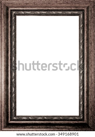High Resolution Baroque Style Vintage Wood Stock Photo (Edit Now ...