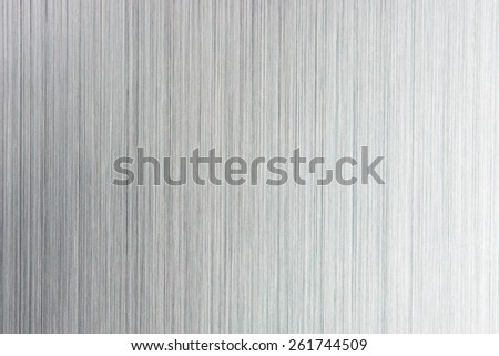 High resolution, brushed metal, deep grooves. Sharp to the corners, highlight on right hand side. - stock photo