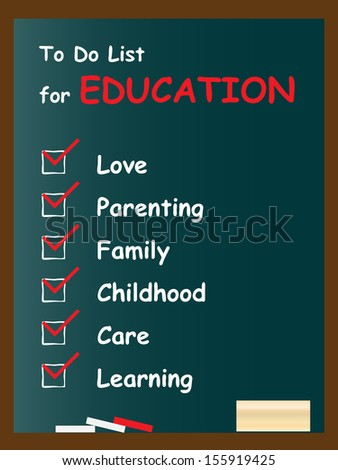 High resolution concept or conceptual white chalk text word cloud or tagcloud as blackboard background as a metaphor for child,family,education,life,home,young,care,love and school learn achievement