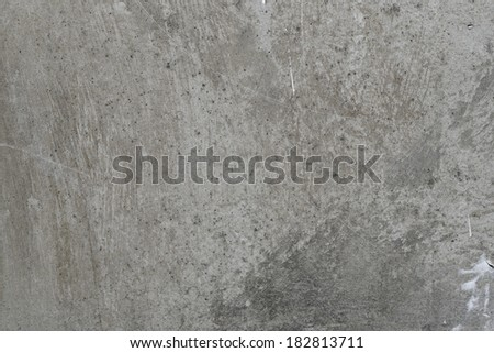 High resolution concrete wall  textured background - stock photo