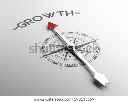 High Resolution Growth Concept - stock photo