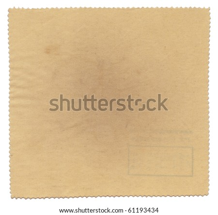 High resolution image of a dirty lens cloth