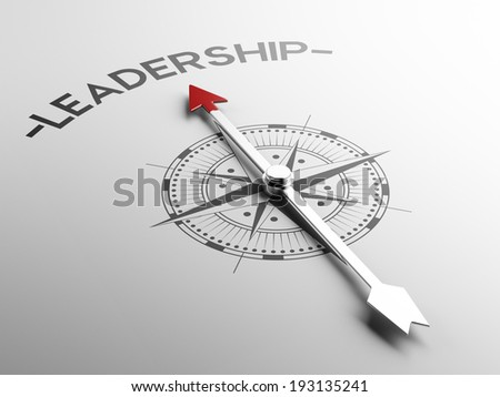 High Resolution Leadership Concept - stock photo