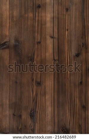 High resolution picture of natural wood background - stock photo