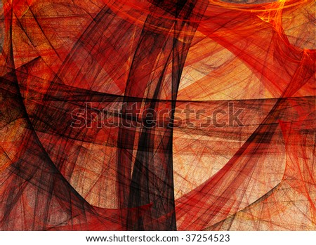 High Resolution scenic dramatic drapery with a cross