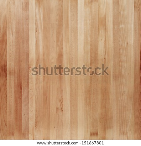 high resolution texture of beech furniture board - stock photo
