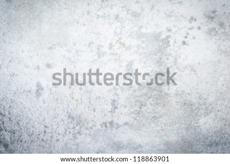 High resolution white concrete wall textured, polished cement wall - stock photo
