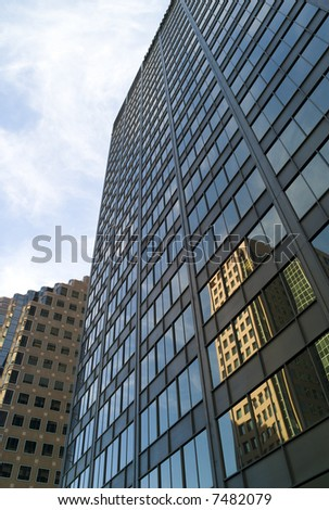 High Rise Building - stock photo