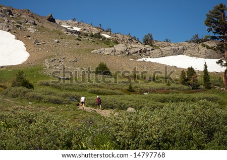 High Sierra Hikers