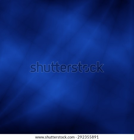 High technology blue magic dark background - stock photo