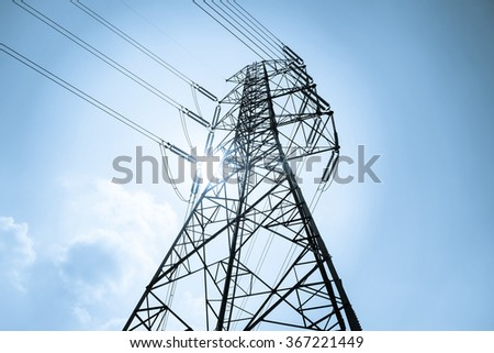 electric towers stock images royalty free images vectors shutterstock. Black Bedroom Furniture Sets. Home Design Ideas