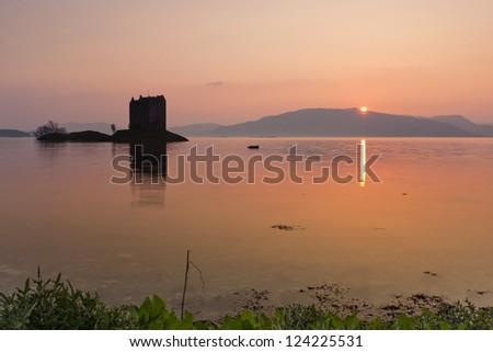 Highlands, Scotland, Europe - stock photo