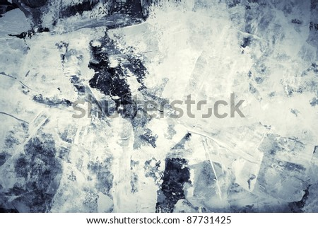 Highly detailed grunge abstract textured collage with space for your text - extreme textures - stock photo