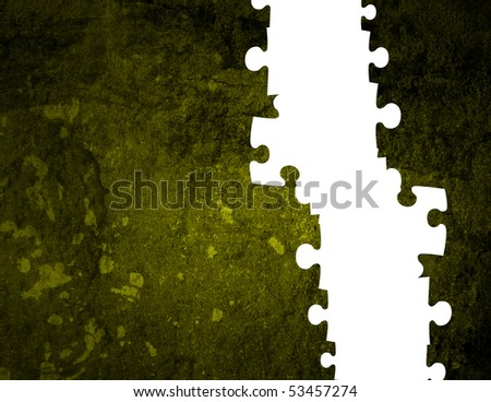 highly Detailed grunge background frame-with space for your design