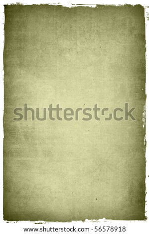 highly Detailed grunge background frame-with space for your design - stock photo